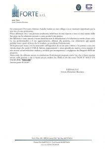 Recensione avvocato Ausiello EdilForte srl